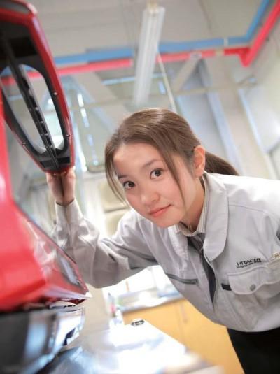 日立アプライアンス株式会社 女性エンジニア