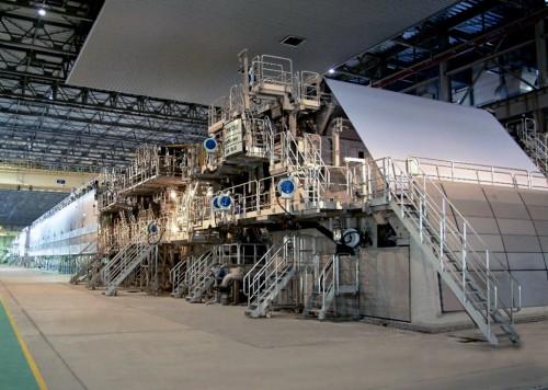 事業内容説明写真 工場 日本製紙株式会社