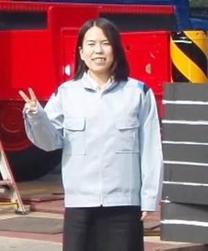 株式会社タダノ 女性エンジニア