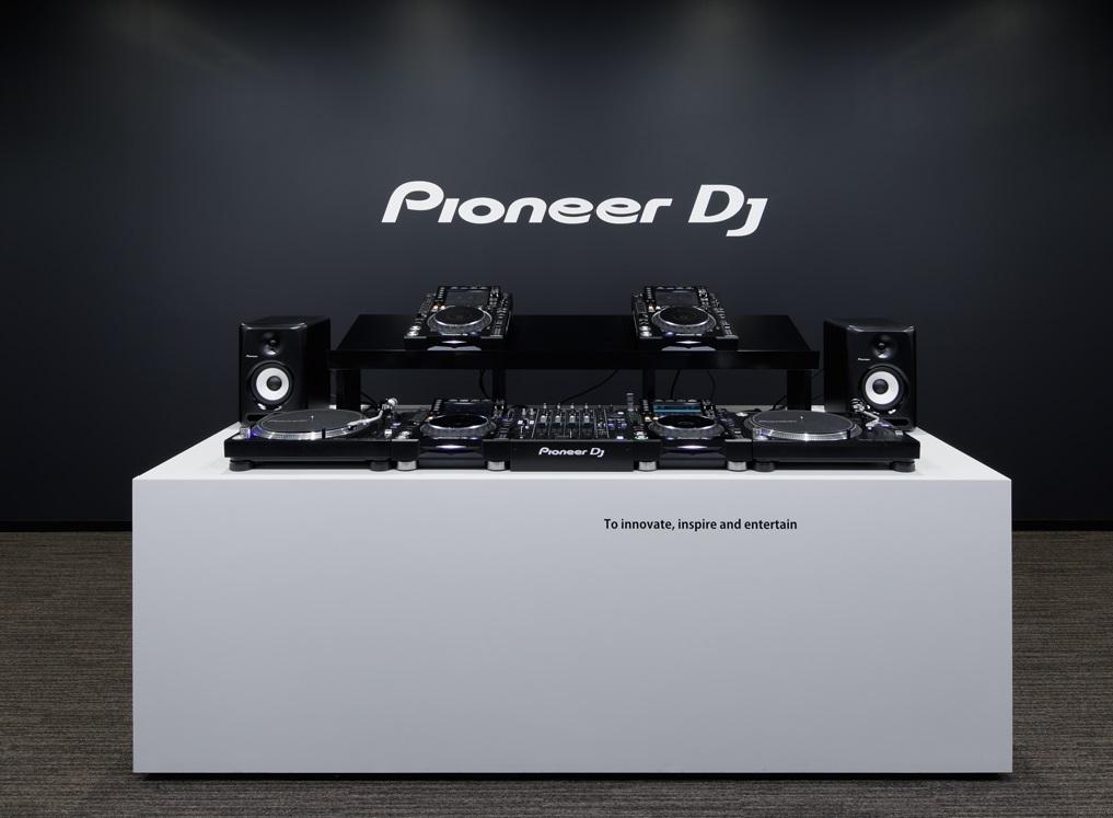 製品写真 Pioneer DJ株式会社