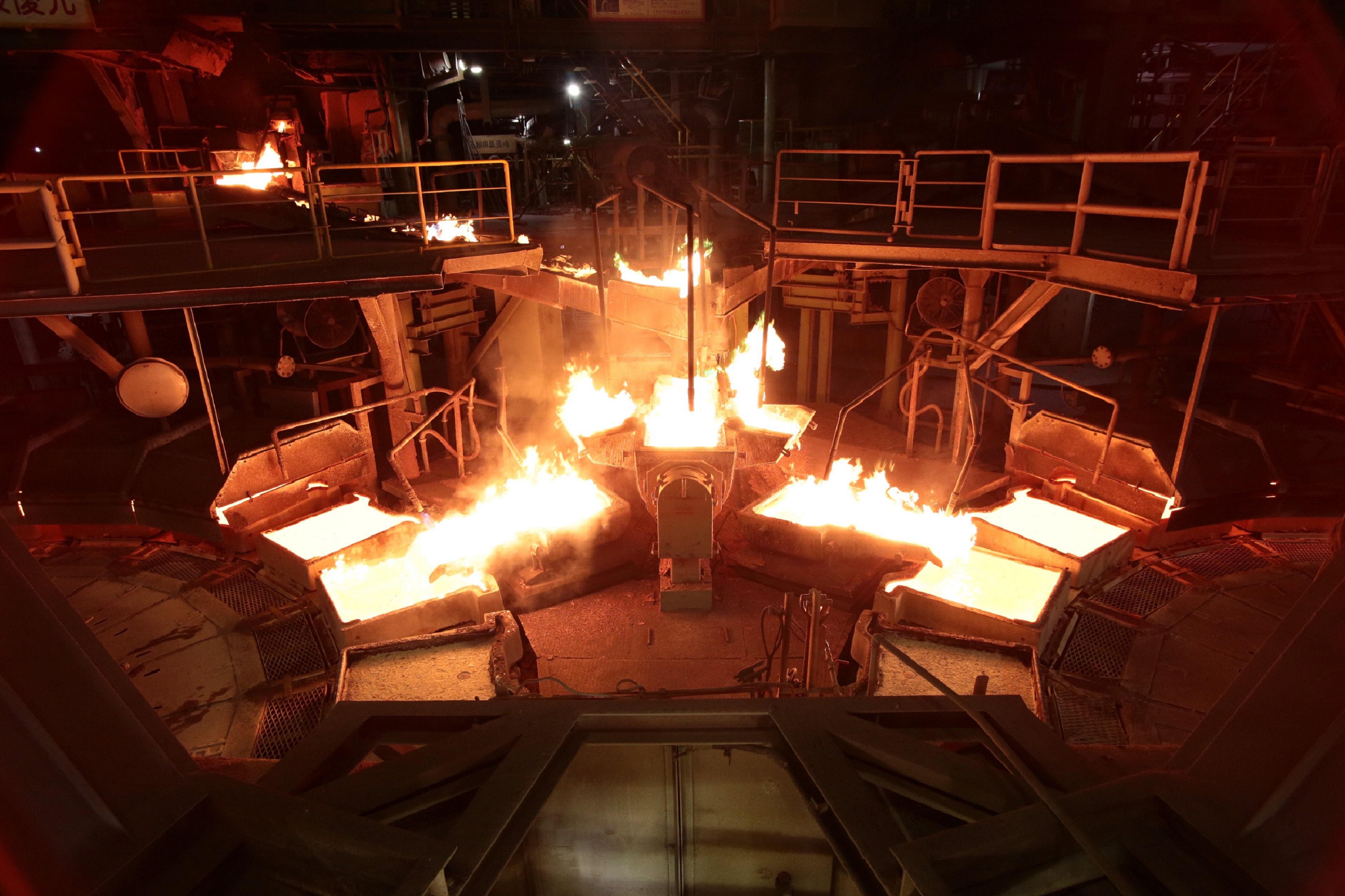 事業内容説明写真 JX金属株式会社
