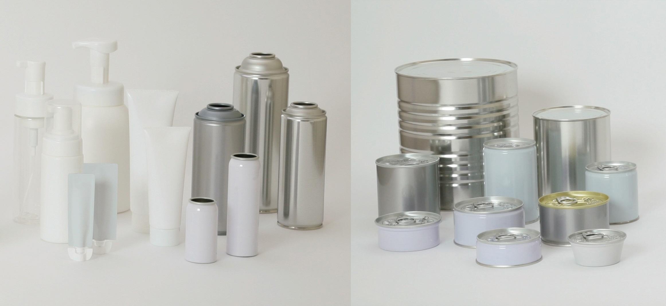 事業内容説明写真 大和製罐株式会社